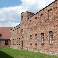 Auschwitz-Birkenau, Освецим