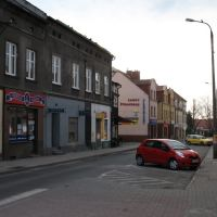 ul. słowackigo, Скавина
