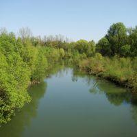 Skawina, rzeka Skawinka, Скавина