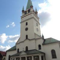 Chiesa, Скавина
