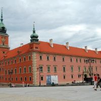 Warszawa - Zamek, Варшава