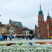 Varsovia, Варшава