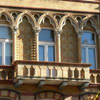 Warsaw balconies / balkony Warszawy _ 20, Варшава ОА ПВ
