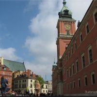 Warsaw (Poland) 2010 - Royal Palace, Варшава ОА ПВ