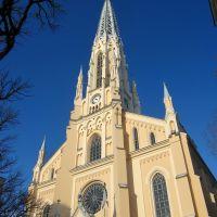 Kościół Ewangelicko-Reformowany w Warszawie, Варшава ОА ПВ