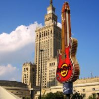 Pałac Kultury i Nauki, Варшава ОА ПВ