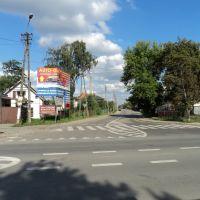 widok na ul.Duczkowską, Воломин
