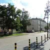 Al.Niepodległości, Воломин