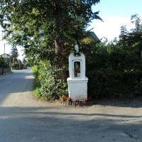 ładna kapliczka, Воломин