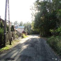 ulica Nowa Wieś, Воломин