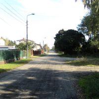 ulica Błońska, Воломин