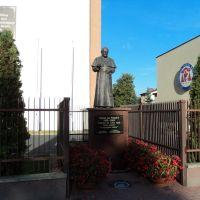 pomnik Wielkiego Polaka, Воломин