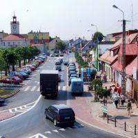 Rynek, Гостынин