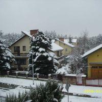Osiedle Głowaczowska 1 zimą, Козенице