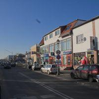Piłsudskiego street in Legionowo, Легионово