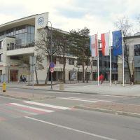 Legionowo / Poland / Ratusz-Town Hall, Легионово