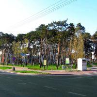 Legionowo-Mazowieckie-Poland, Легионово