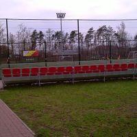 Stadion Legionowo, Легионово