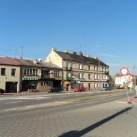 budynki przy ulicy Zegrzyńskiej, Легионово