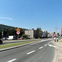 ulica Sobieskigo, Легионово