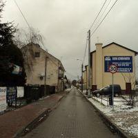 Jabłonna ulica Królewska, Легионово