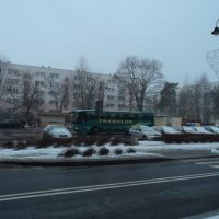 pętla autobusowa, Легионово