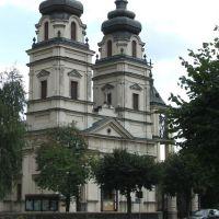 Kościół św.Trójcy, Млава