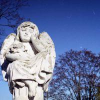 Mława, Cmentarz św. Wawrzyńca, Млава
