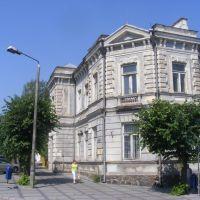 Neorenesansowa zabytkowa Kamienica (Stara Poczta), Млава