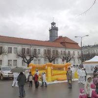 Ratusz na rynku w Mławie, Млава