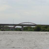 Ostrołęka - mosty na Narwi, Остролека