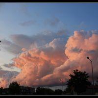 Clouds, Остролека