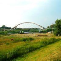 Nowy most w Ostrołęce, Остролека