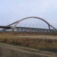 Most łukowy w Ostrołęce, Остролека
