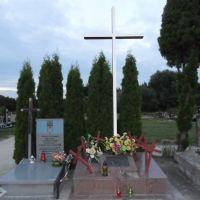 Na cmentarzu w Ostrołęce, Остролека