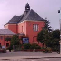 Ostrołęka - Sanktuarium św. Antoniego Padewskiego (Holy Sanctuary St. Anthony of Padua), Остролека