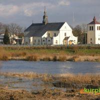 Kościół Farny w Ostrołęce, Остролека