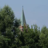 Kościół [2013.07.26], Отвок
