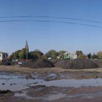Ulica Sportowa Marki, Пионки