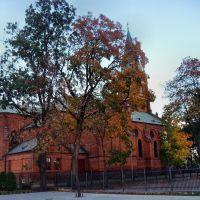 Marki,, Church S.Izydor, Пионки
