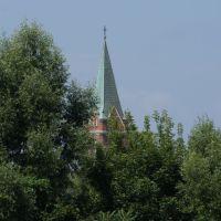 Kościół [2013.07.26], Пионки
