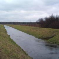 Długa na wys. 11-Listopada w stronę Białołęki, Плонск