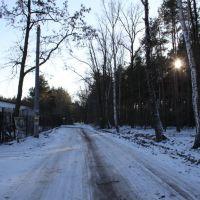 Ulica Spacerowa - Marki, Плонск