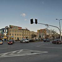Skrzyżowanie Nowy Rynek/Jachowicza, Плоцк
