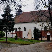 Parafia pw. św. Maksymiliana Kolbego Płock /zk, Плоцк