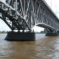 Płock - most przez Wisłę im. Legionów J. Piłsudskiego., Плоцк