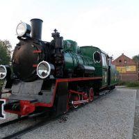 Ciuchcia Marecka / Marki narrow gauge, Пьястов