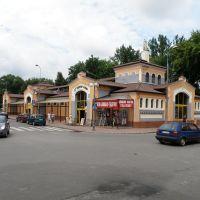 Market hall, Радом