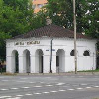 Radom, rogatka warszawska, Радом