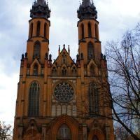 Radom, Katedra Opieki Najświętszej Marii Panny, Радом